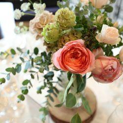 高砂・装花の写真 1枚目