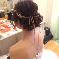ウェルカムボード_ディスプレイ_髪型の写真 2枚目