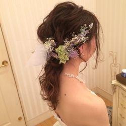 ウェルカムボード_ディスプレイ_髪型の写真 8枚目