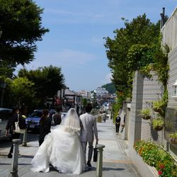 花嫁行列の写真 3枚目