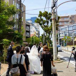 花嫁行列の写真 4枚目