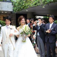 yuichi_aya.wedding_receptさんのパラッツォ ドゥカーレ 麻布カバー写真 10枚目