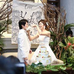 パラッツォ ドゥカーレ 麻布での結婚式