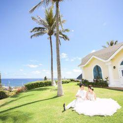 挙式・お支度・ガーデン@ハワイの写真 2枚目
