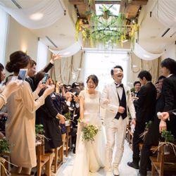 THINGS Aoyama Organic Garden.dth(シングス青山オーガニックガーデン)での結婚式