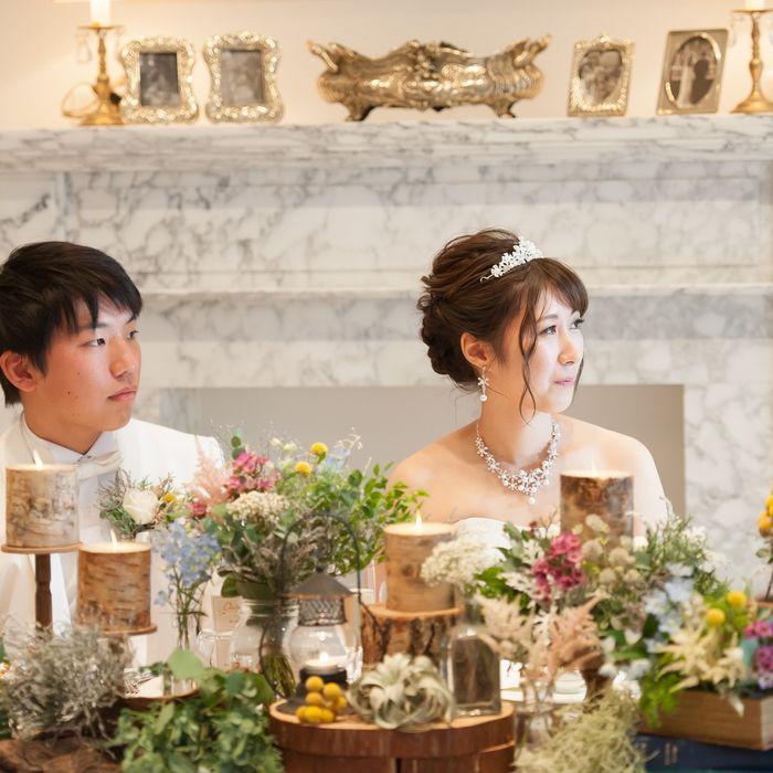 min.weddingさんのアーセンティア迎賓館 大阪写真1枚目