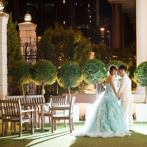 min.weddingさんのアーセンティア迎賓館 大阪写真2枚目