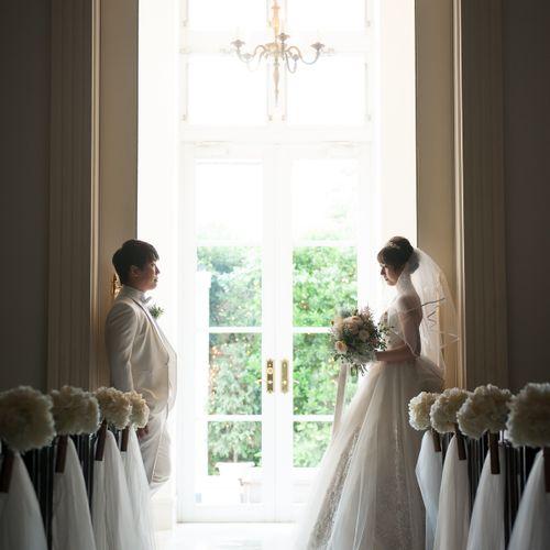 min.weddingさんのアーセンティア迎賓館 大阪写真4枚目
