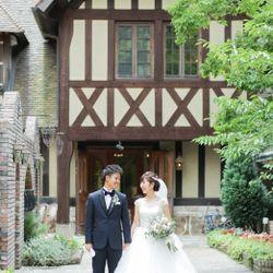 式場撮影タキシード、ウエディングドレスの写真 5枚目