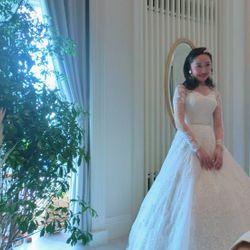 ドレス、ヘアメイク(披露宴)の写真 3枚目