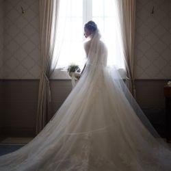 ドレス、ヘアメイク(挙式)の写真 2枚目