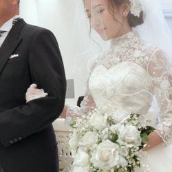 お母さんが結婚式で使ったブーケの写真 4枚目