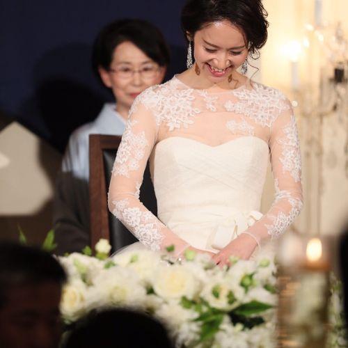 hiyoko.weddingさんのザ・リッツ・カールトン大阪写真3枚目