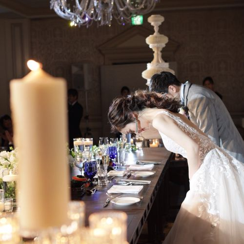hiyoko.weddingさんのザ・リッツ・カールトン大阪写真2枚目