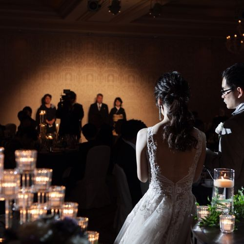 hiyoko.weddingさんのザ・リッツ・カールトン大阪写真4枚目