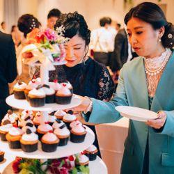 披露宴、ケーキ♡の写真 4枚目