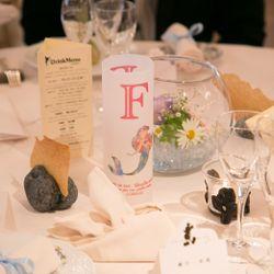 高砂、テーブル装花の写真 4枚目