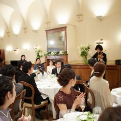 結婚式〜披露宴(ドレス一着目)の写真 2枚目