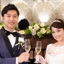 結婚式〜披露宴(ドレス一着目)の写真 5枚目