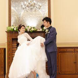 結婚式〜披露宴(ドレス一着目)の写真 9枚目
