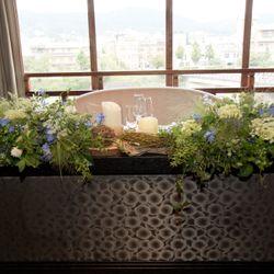 装花・会場装飾の写真 1枚目