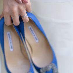 wedding shoesの写真 7枚目