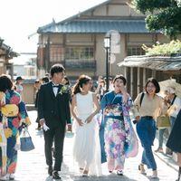 wedding_kteさんの京都祝言 SHU:GENカバー写真 8枚目