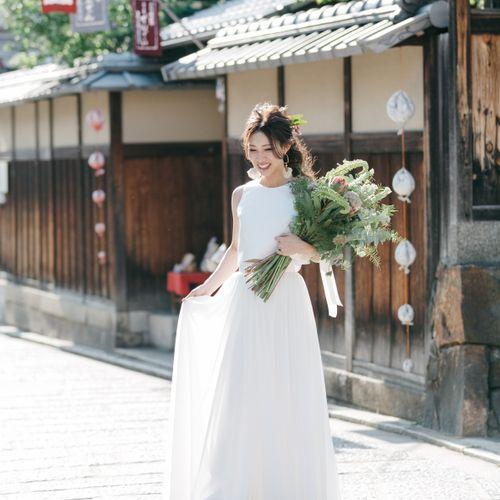 wedding_kteさんの京都祝言 SHU:GEN写真4枚目