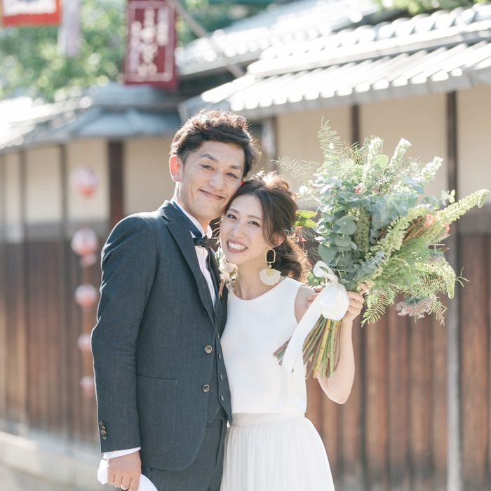 wedding_kteさんの京都祝言 SHU:GENカバー写真