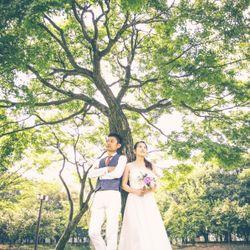 前撮り@庄内緑地公園の写真 7枚目
