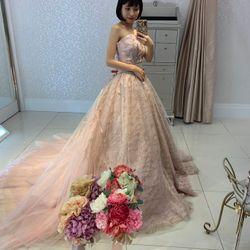 キャンセルしたカラードレス・タキシードの写真 1枚目