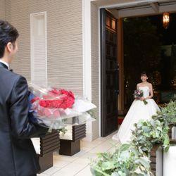 サプライズ・結婚式後の写真 1枚目