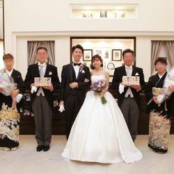 サプライズ・結婚式後の写真 4枚目