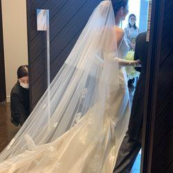 ウェディングドレス①の写真 3枚目