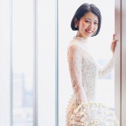 ウェディングドレス②の写真 1枚目