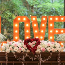 装花 テーブルコーディネートの写真 8枚目