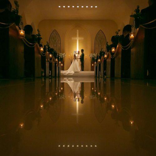 mi_yo_chiさんの南青山ル・アンジェ教会写真5枚目