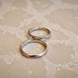 結婚指輪手作り(G.festa)の写真 3枚目