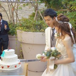 ウェディングケーキの写真 5枚目