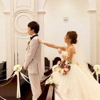s.e.0805.weddingさんのアルカンシエル ベリテ 大阪カバー写真 4枚目
