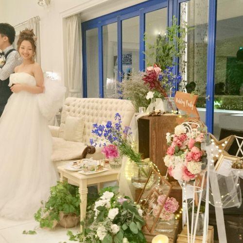s.e.0805.weddingさんのアルカンシエル ベリテ 大阪写真4枚目