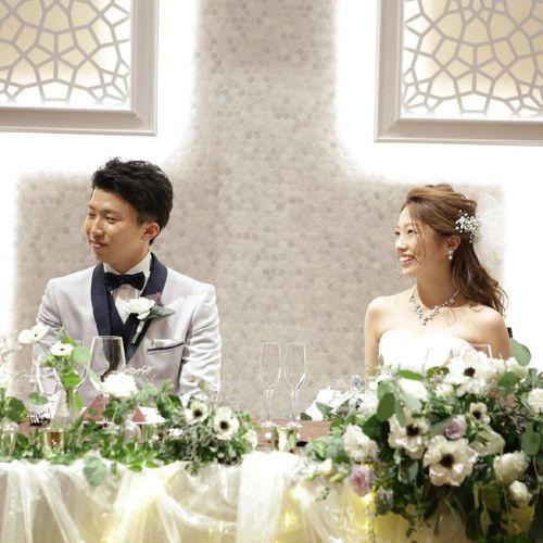 s.e.0805.weddingさんのアルカンシエル ベリテ 大阪写真2枚目
