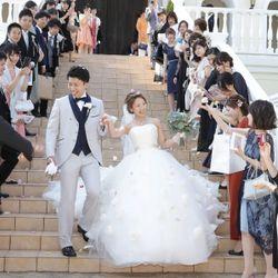 アルカンシエル ベリテ 大阪での結婚式