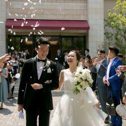 ラソールガーデン大阪(LAZOR GARDEN OSAKA)での結婚式