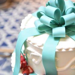 ティファニーケーキの写真 12枚目