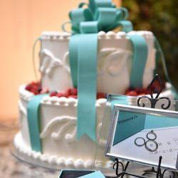 ティファニーケーキの写真 6枚目