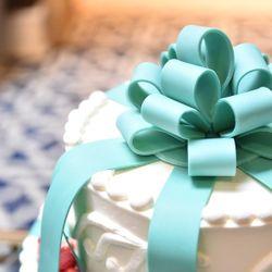 ティファニーケーキの写真 8枚目