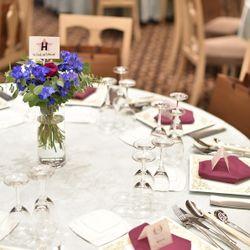 テーブル装花の写真 2枚目