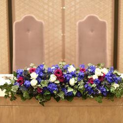 テーブル装花の写真 3枚目