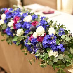 テーブル装花の写真 5枚目